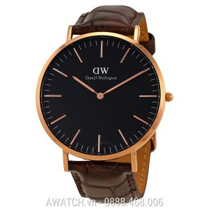 Đồng Hồ Daniel Wellington Classic Black York 40mm DW00100128