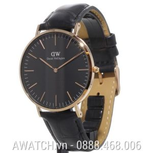 Đồng Hồ Daniel Wellington Classic Black Reading 40mm DW00100129